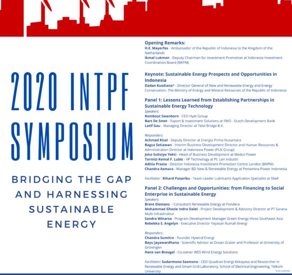 INTPF Symposium